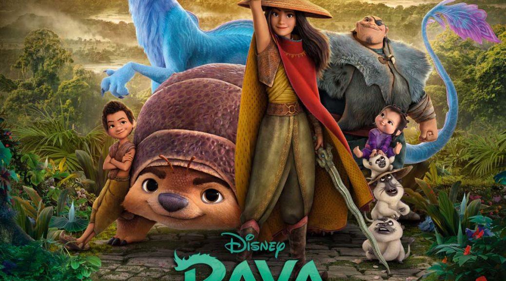 affiche Raya fr