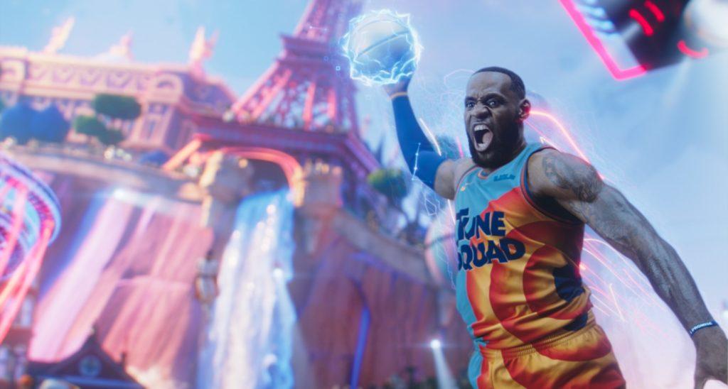 LeBron ballon de basket